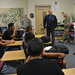 Trustee Child visits Rancho HS for Week of Respect