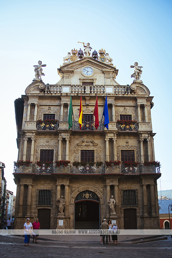 Hotels Near Pamplona Spain