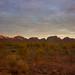 Overcast Sunrise on Kata Tjuta by jane.garratt♥