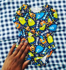 Brand new onesie for a brand new baby! :heart_eyes: