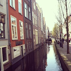 Loving our day in Delft #oranjeboven