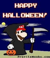 Mario i zjawy