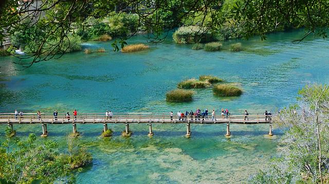 6 lugares que parecen de fantas a en croacia 101 lugares for Piscinas naturales candeleda