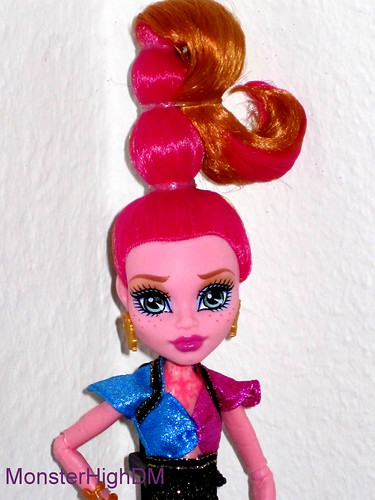 Monster High ♥ GIGI GRANT ♥ 13 Wishes ♥ Daughter of the Genie ♥ Doll