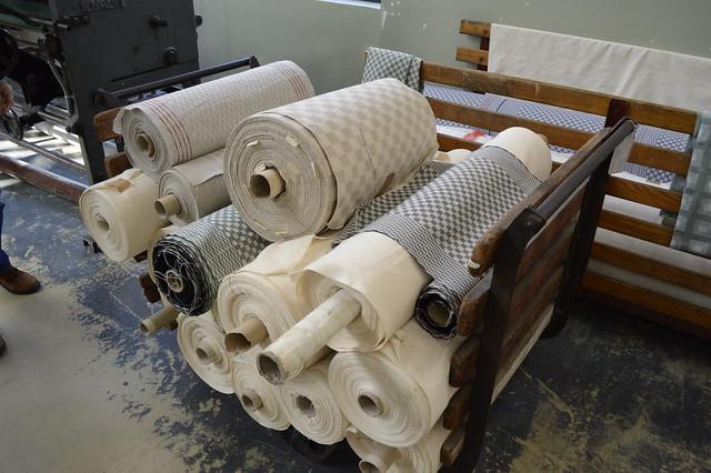 Fresh woven fabrics