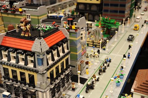 Lego zone