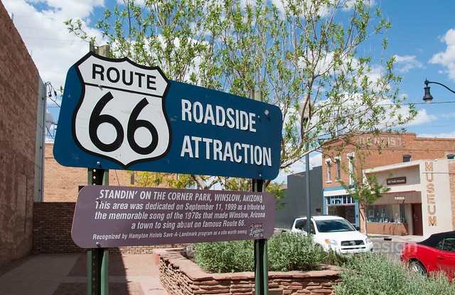 Route 66: Winslow