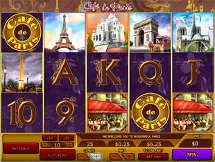 Café de Paris slot game online review