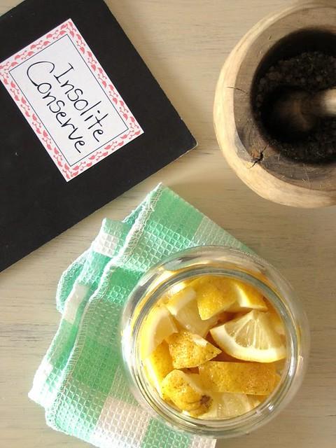 Limoni Sott'olio