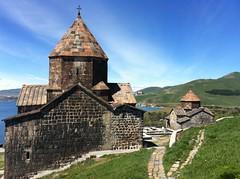 Sevanavank Monastery , Armenia