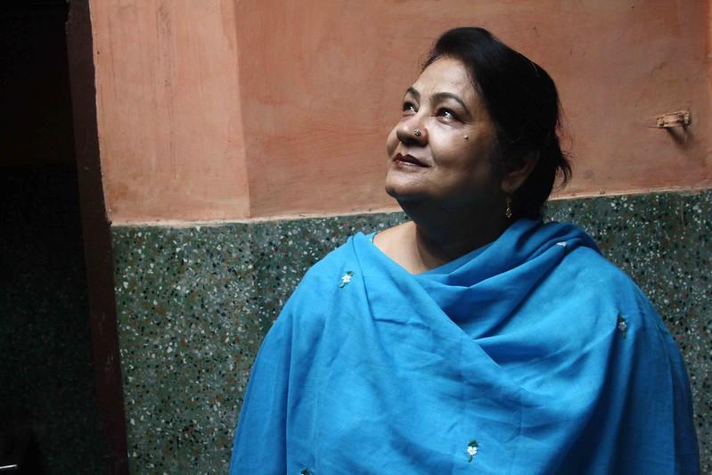 Delhi's Bandaged Moments – Iffat Zarrin, Galli Hakimwalli