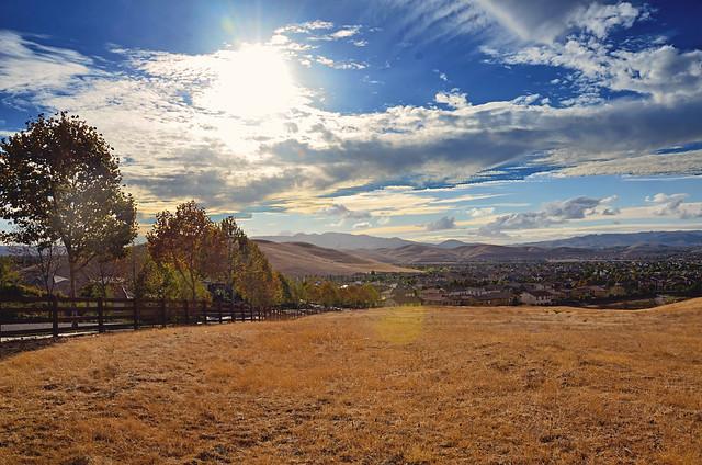 san ramon hills