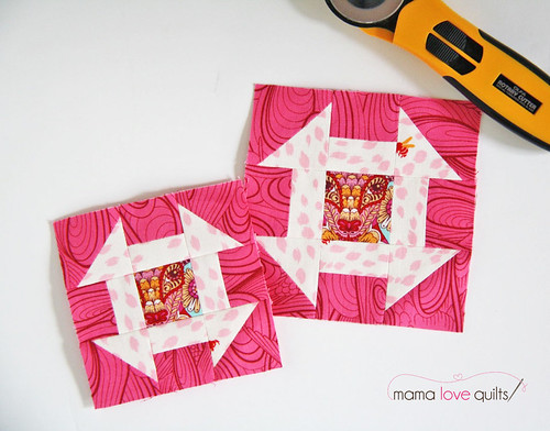 IG Mini Quilt Swap_Churn Dash 2