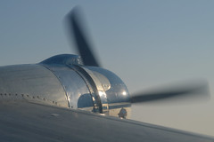 DC-4 flight, South Africa. 20-9-2014