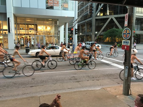 World Naked Bike Ride —  St. Louis Ride bare as you dare… July 16, 2016