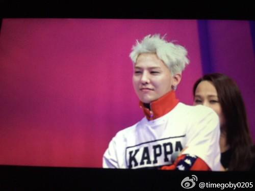 G-Dragon - Kappa 100th Anniversary Event - 26apr2016 - timegoby0205 - 04