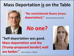 Mass Deportation is on the Table