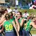 Chris J. Bartle posted a photo:On September, 24, 2016, the highlight of the 2016 hockey season took place, the MTL Womens Premier 1 Grand Final between Curtin Trinity Pirates Hockey Club and the University of Western Australia Hockey Club.