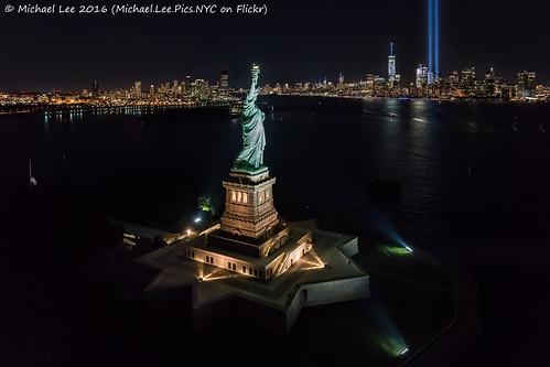 Aerial Tribute in Light - 9/11/16 (DSC09290-Edit-2)