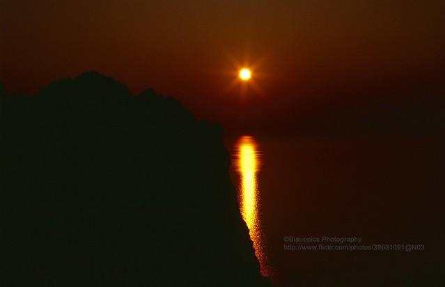 Mallorca, Cap de Formentor, sunset