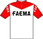 Faema - Giro d'Italia 1969