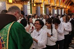Colômbia: Celebração Eucarística na Igreja Nossa Senhora de Fátima