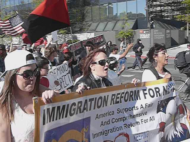 IMMIGRATION REFORM from Flickr via Wylio