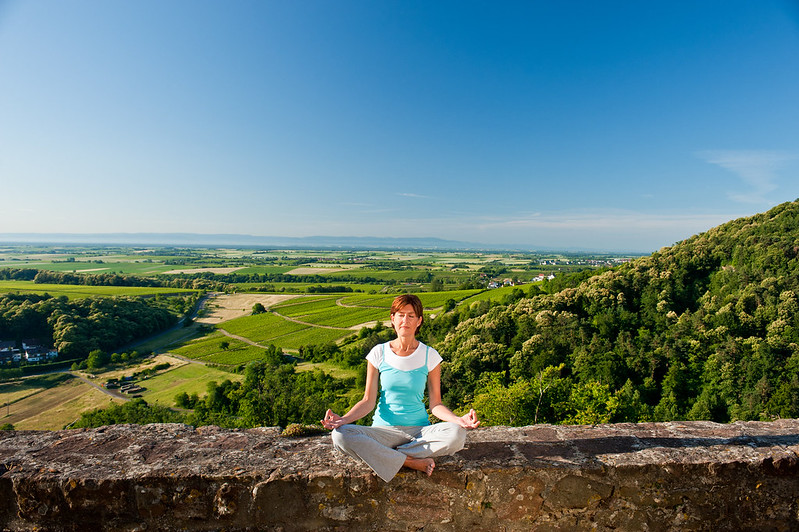 How Mindful Meditation Can Supplement All-Natural Diet and Exercise