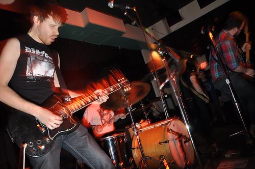 Steve Adamyk Band at The Dominion Tavern