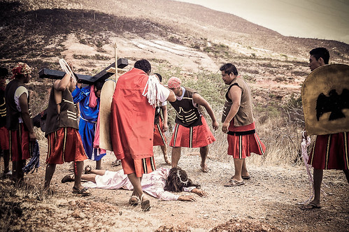 Vía Crucis en Chazumba (49)
