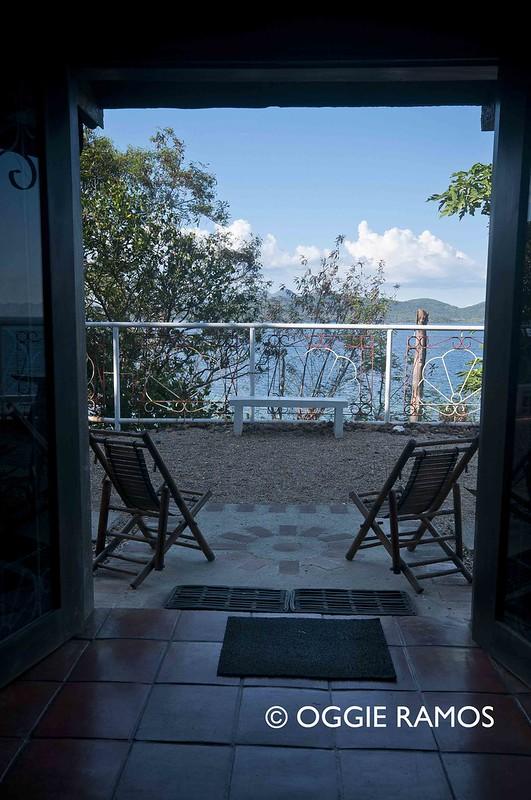 Culion - Hotel Maya Front Door View