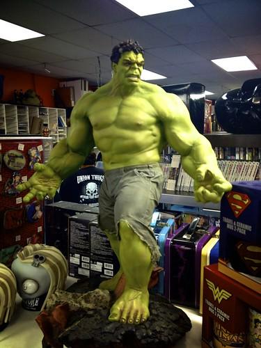 5.4 - Hulk Smash
