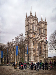 Cycle Tour to Westminster Abbey