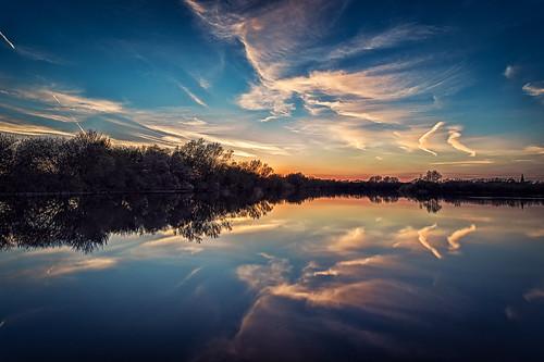 125/365 - lake sunset [EXPLORED #11]
