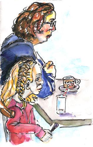 Café instantané by alain bertin