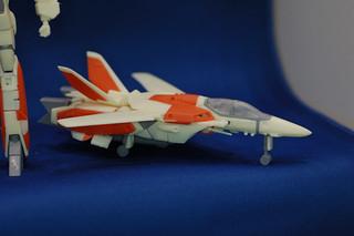 1/100可変VF-1Dバルキリー(複座型)