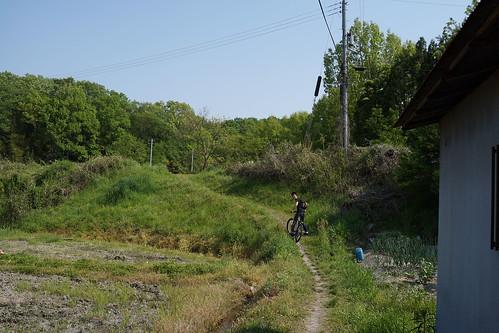 矢田丘陵サイクリング