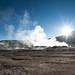 El Tatio geyser field, Chile by skinnydiver