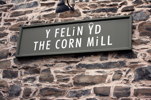 The Corn Mill Llangollen