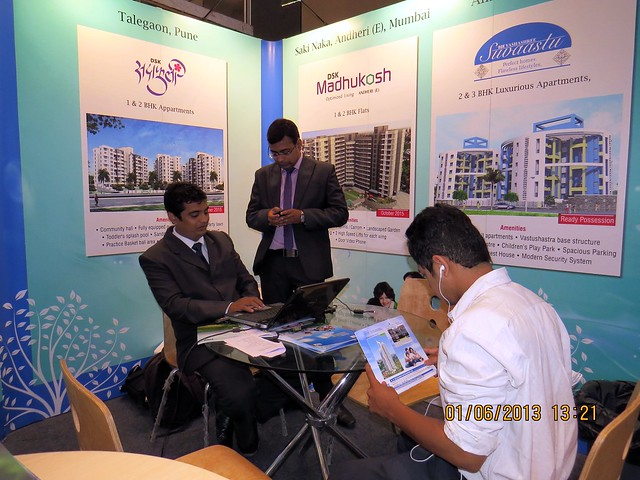www.dskdl.com - Visit Times Property Showcase 2013, 1st &2nd June 2013, JW Marriott, S B Road, Pune