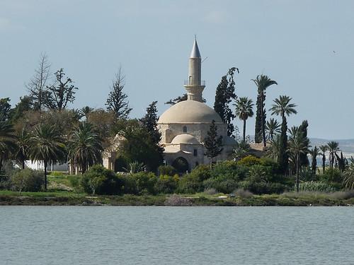 Hala Sultan Tekke aneb Vyprávění o arabských vpádech na Kypr
