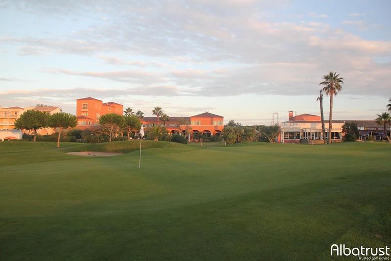photo du golf Golf Du Cap D Agde - Parcours