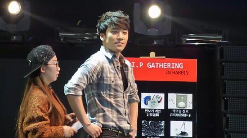 Seung Ri - V.I.P GATHERING in Harbin - seungrifamily - 02