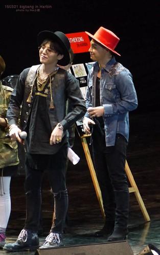 G-Dragon, Seung Ri & Tae Yang - V.I.P GATHERING in Harbin - Ma - 01