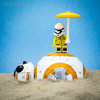 BB-8 : Sand Bathing.