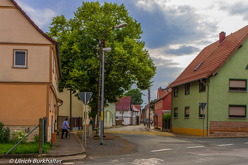 Hausen Thuringia, Germany