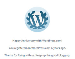 ♡ 6 years blogging ♡