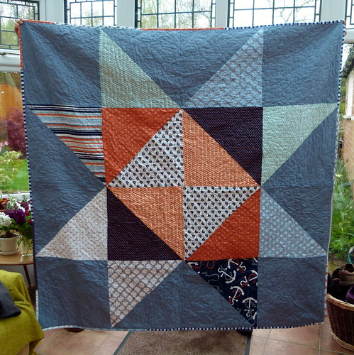 Siblings Together Quilt 3