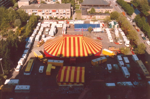 how to create a circus show google scholar