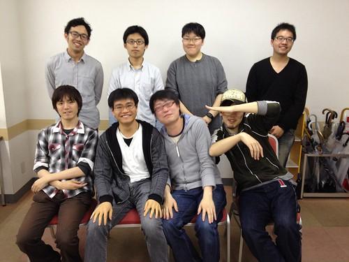 LMC Chiba 406th : Top 8
